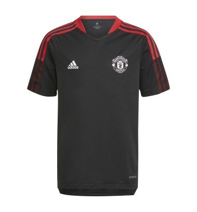 MAILLOT ENTRAINEMENT MANCHESTER UNITED JUNIOR face