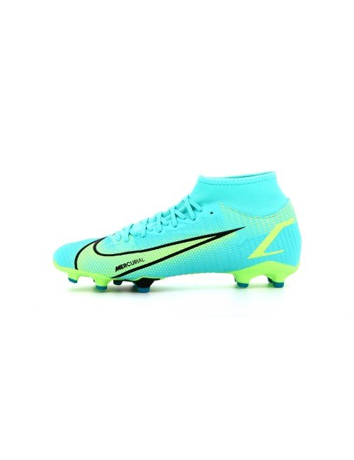 NIKE MERCURIAL SUPERFLY 8 ACADEMY MOULEE gauche