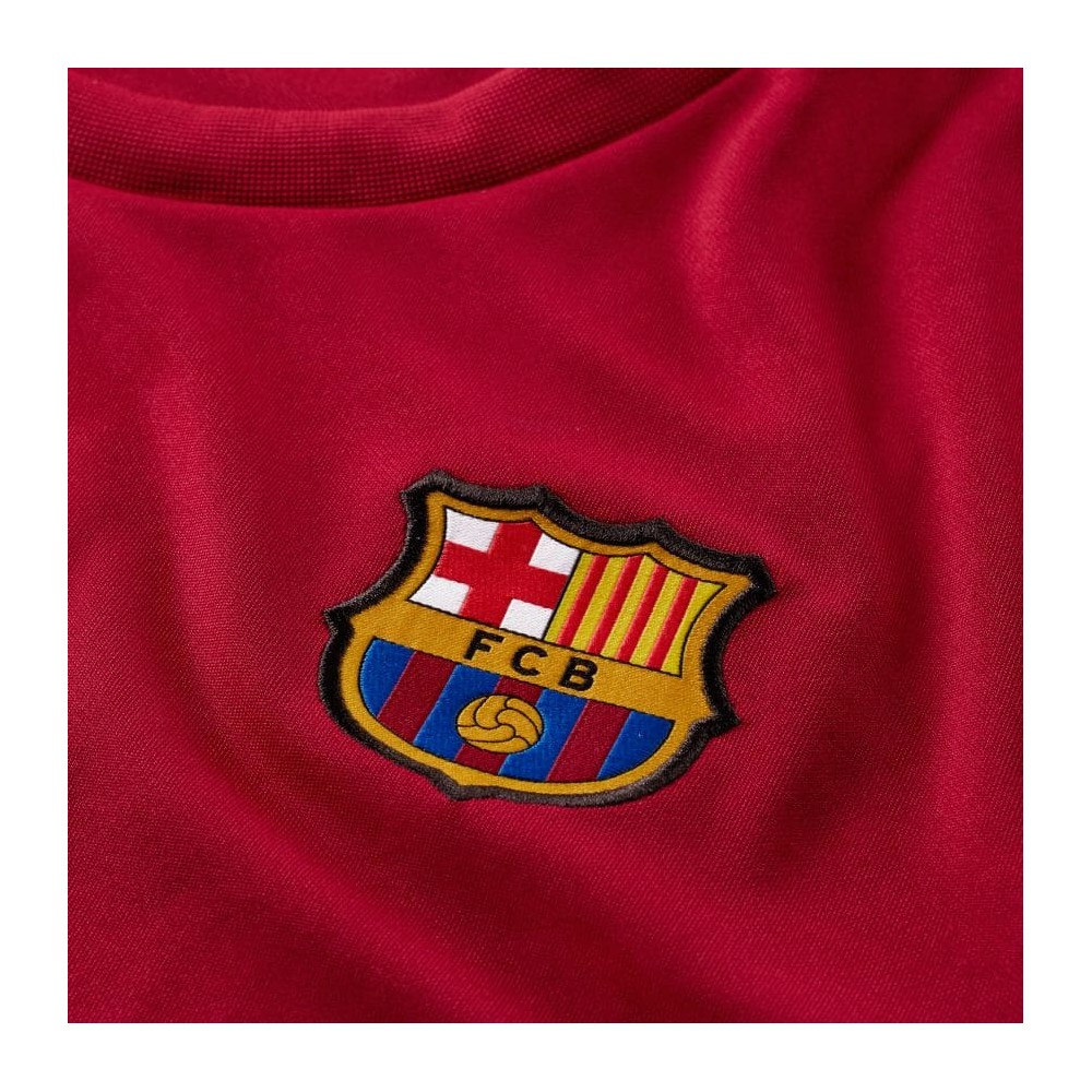 MAILLOT ENTRAINEMENT FC BARCELONE zoom logo