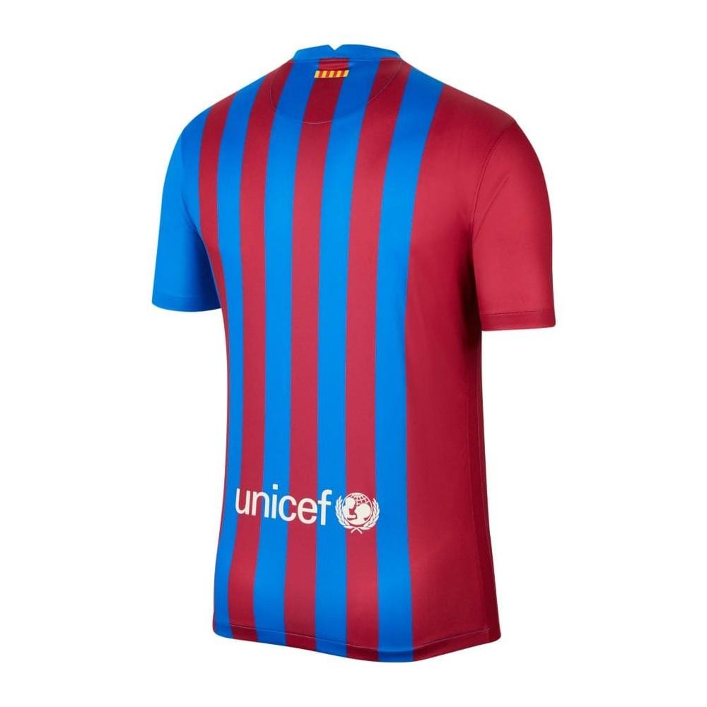 MAILLOT FC BARCELONE JUNIOR DOMICILE 2021/22 dos