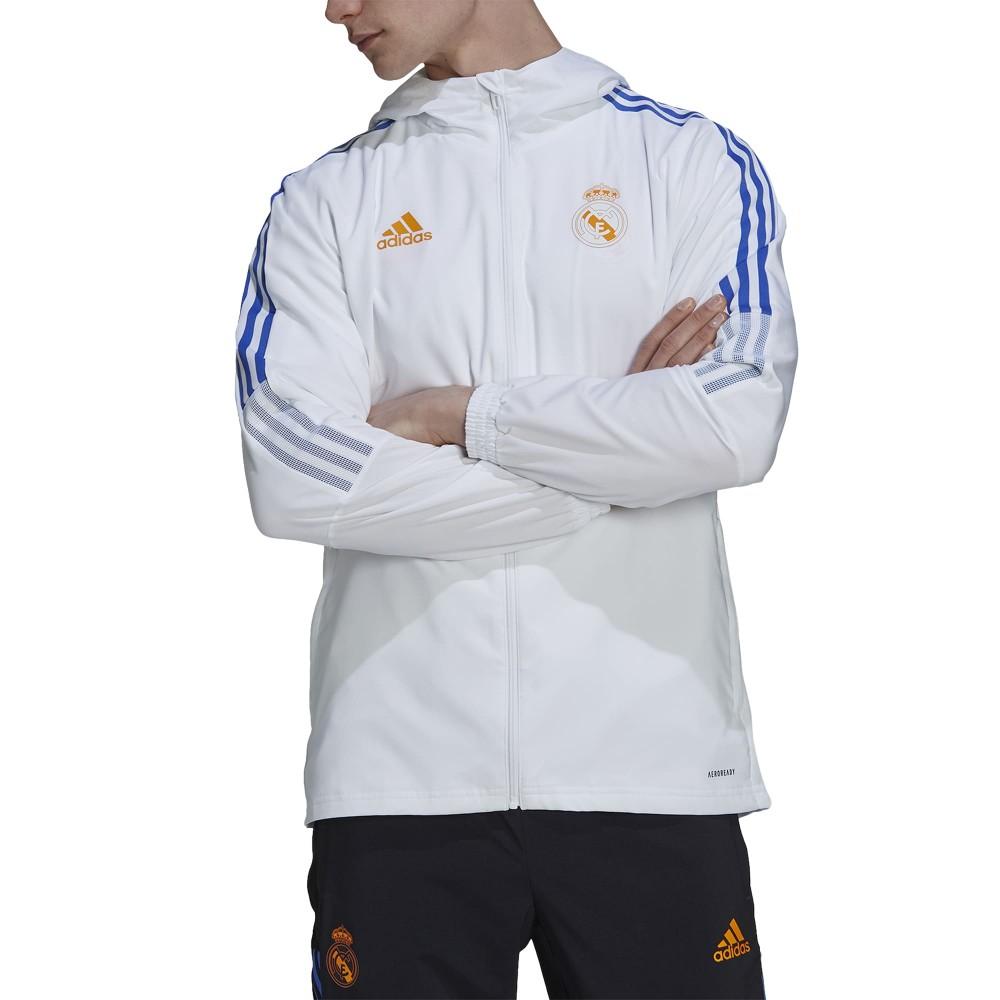 VESTE PRESENTATION REAL MADRID mannequin face