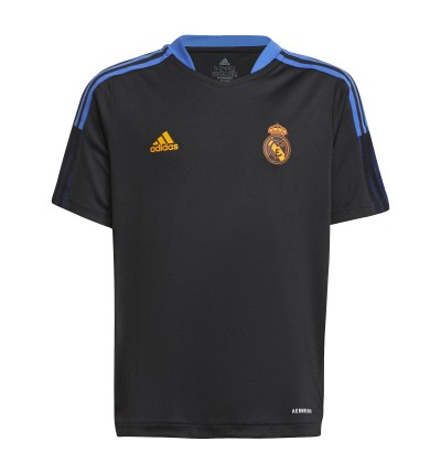 MAILLOT ENTRAINEMENT REAL MADRID JUNIOR face