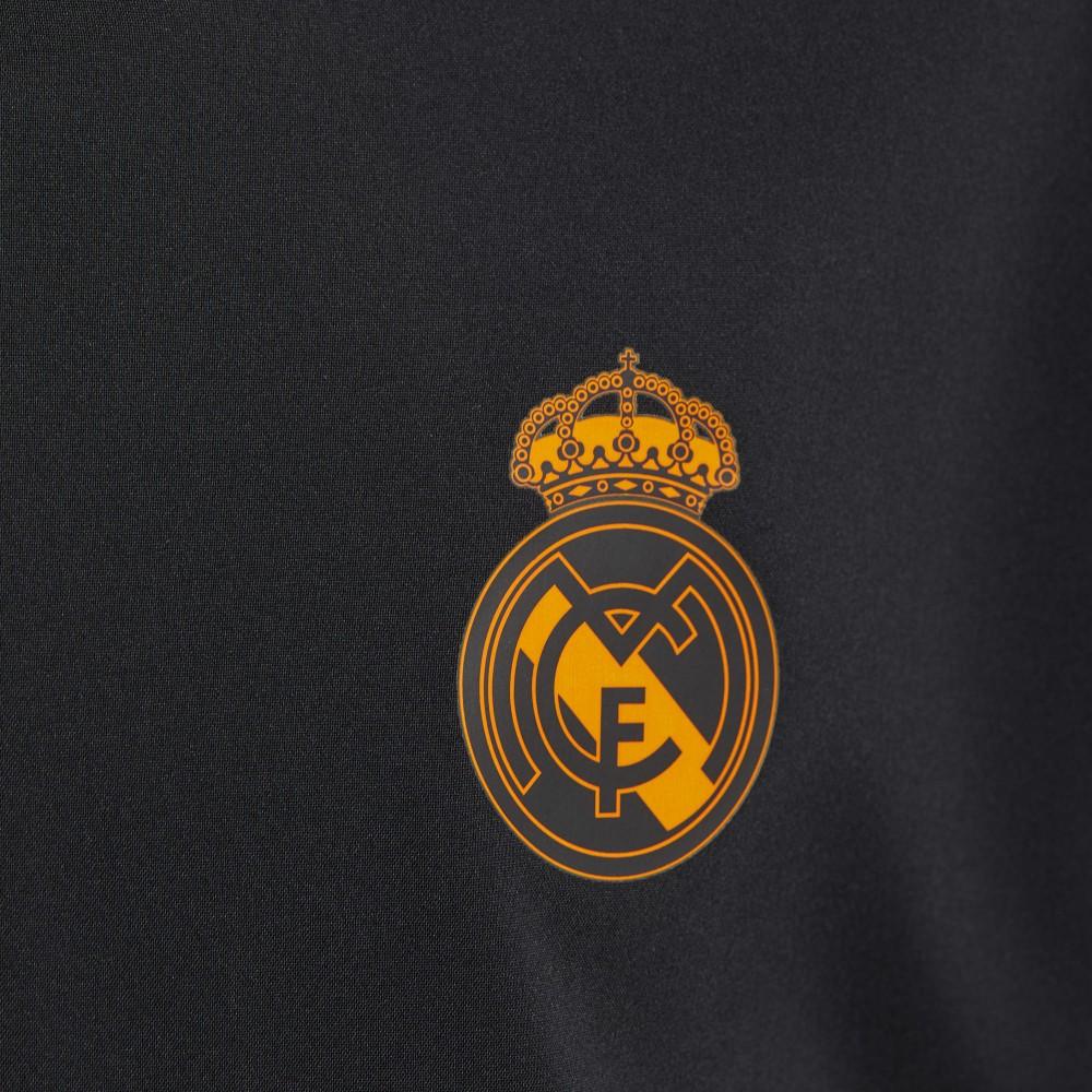 VESTE PRESENTATION REAL MADRID JUNIOR zoom logo