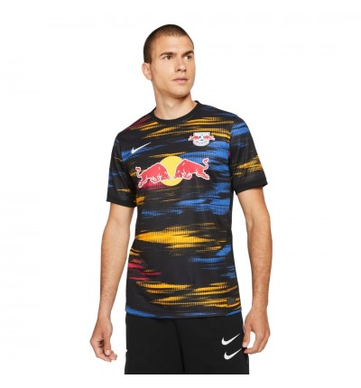 MAILLOT RED BULL LEIPZIG EXTERIEUR 2021/22 face