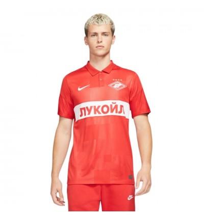 MAILLOT SPARTAK MOSCOU DOMICILE 2021/22 face