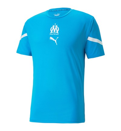 MAILLOT PRE MATCH OM face
