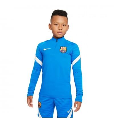 SWEAT ENTRAINEMENT FC BARCELONE JUNIOR face
