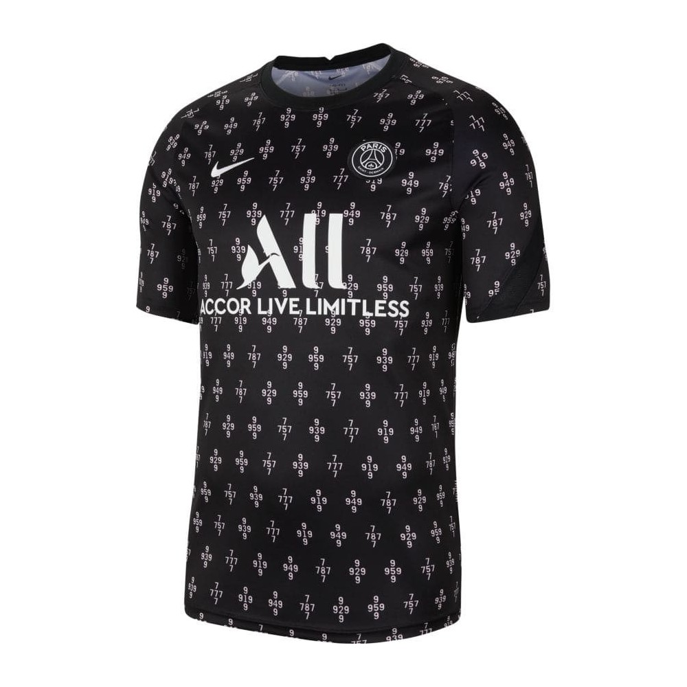 MAILLOT PRE MATCH PSG face