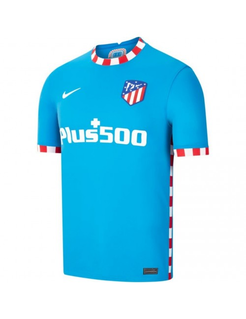 MAILLOT ATLETICO MADRID EUROPE 2021/22 face
