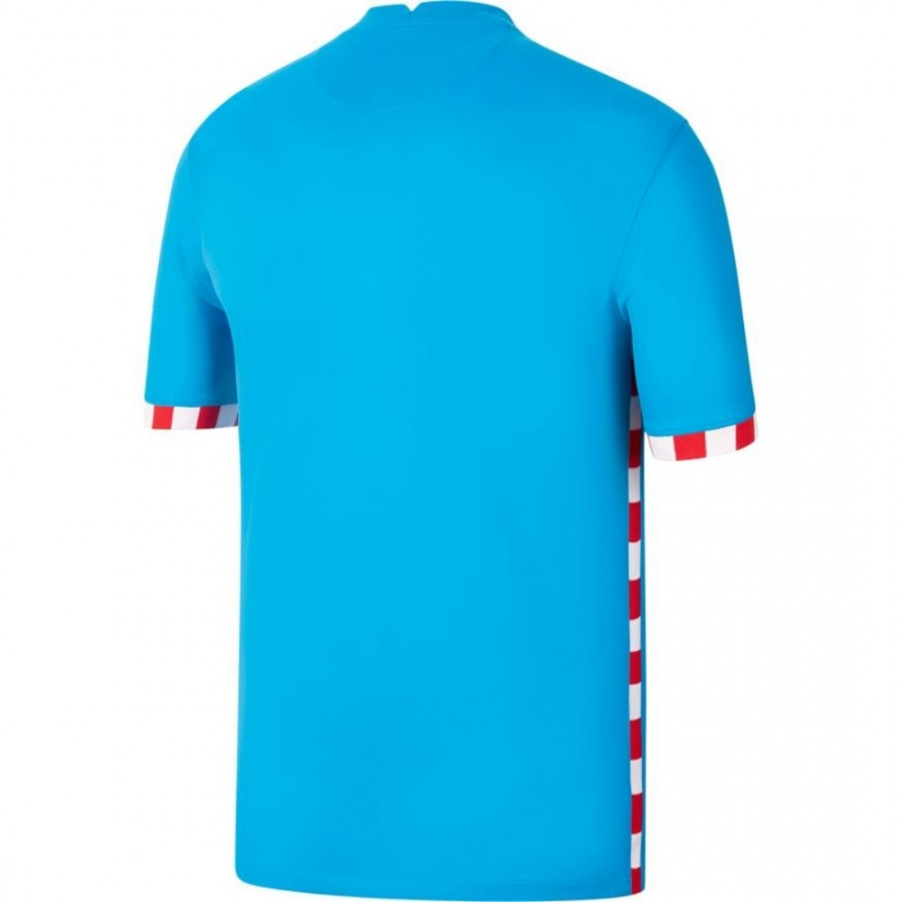MAILLOT ATLETICO MADRID EUROPE 2021/22 dos