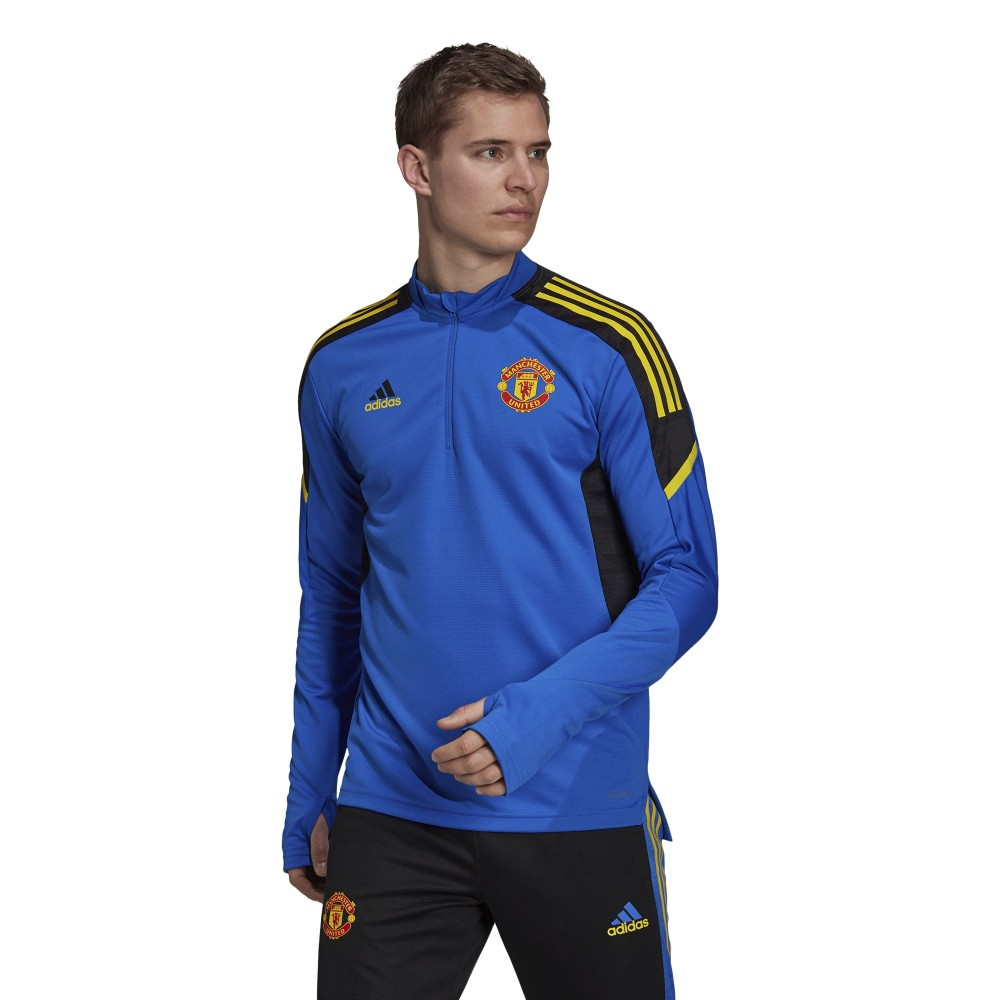 SWEAT ENTRAINEMENT MANCHESTER UNITED EUROPE face porte