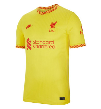 MAILLOT LIVERPOOL EUROPE 2021/22 face